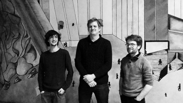 Le Amaury Faye Trio sort son album